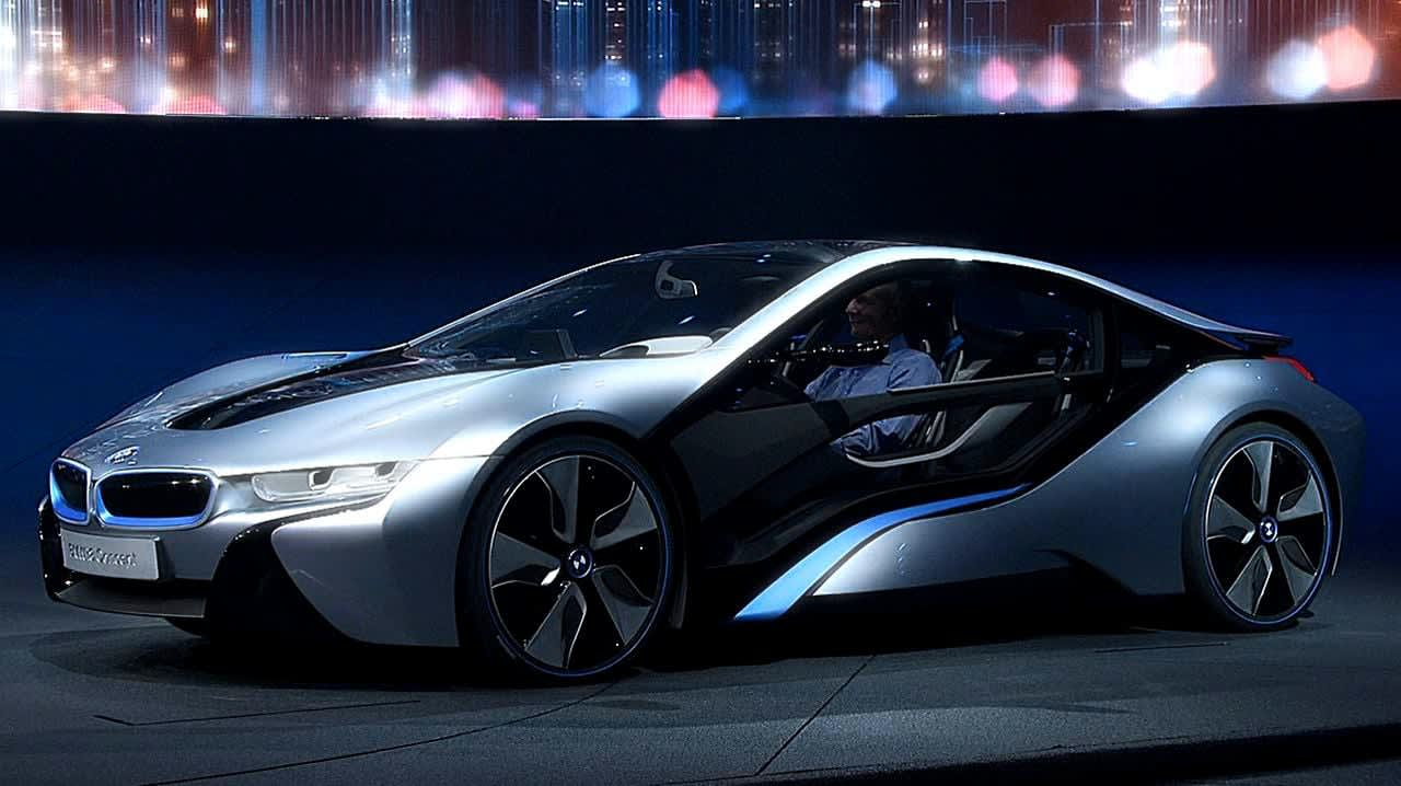 BMW i3 and i8 World Premiere