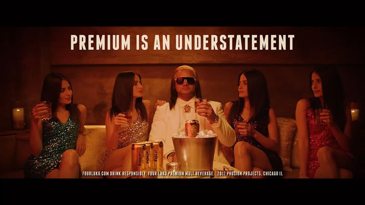 "Four Loko ""Premium"""