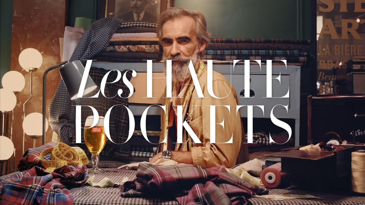 Le Haute Pockets by Stella Artois
