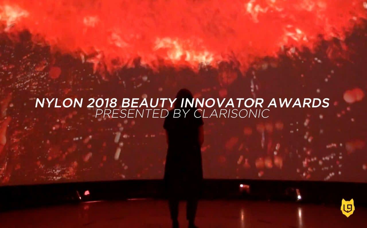 NYLON 2018 BEAUTY INNOVATOR AWARDS presented by Clarisonic