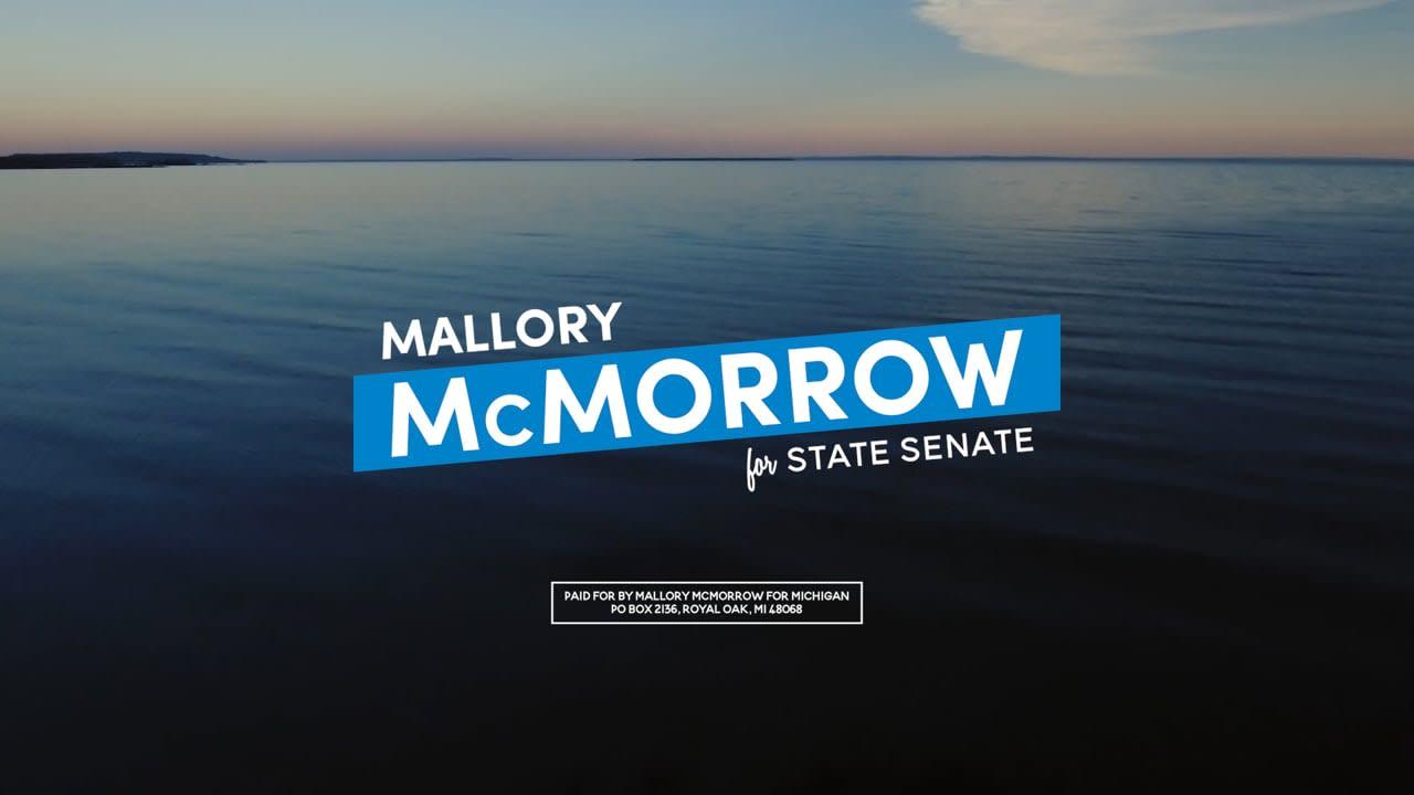 McMorrow for Michigan   Creativity