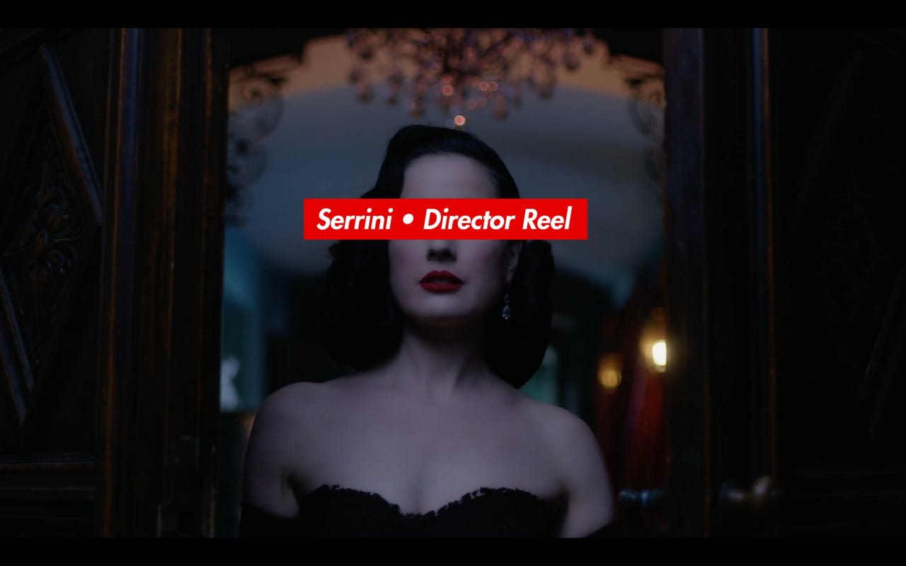 Roberto Serrini Director Reel