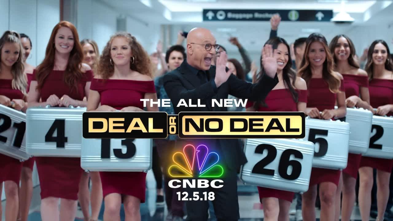 Howie Mandel Deal or No Deal