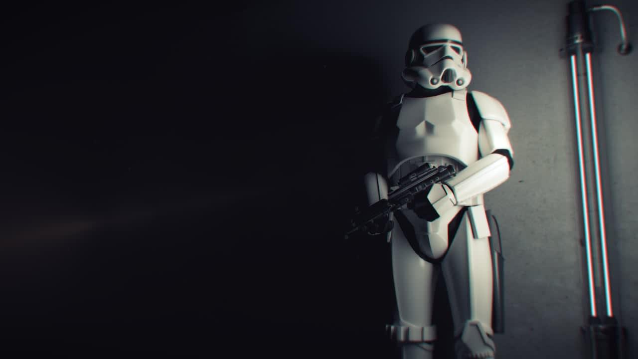 Star Wars - Stormtrooper Guard