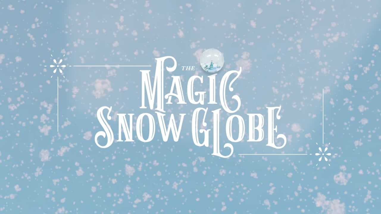 Magic Snow Globe