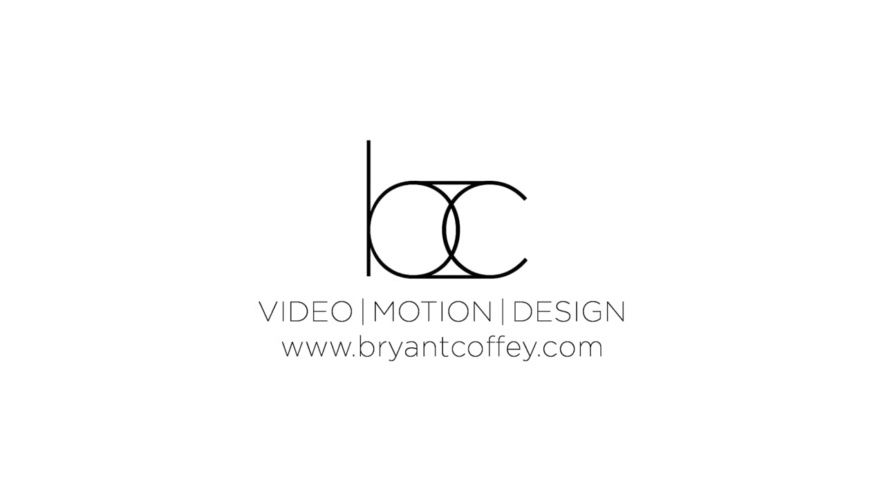Bryant Coffey, Inc. Demo Reel