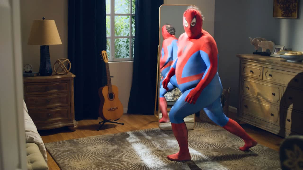 General Mills - Spidey Outfit