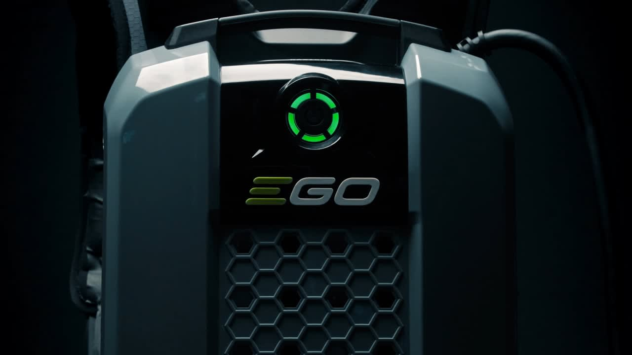 EGO Commercial Series Intro