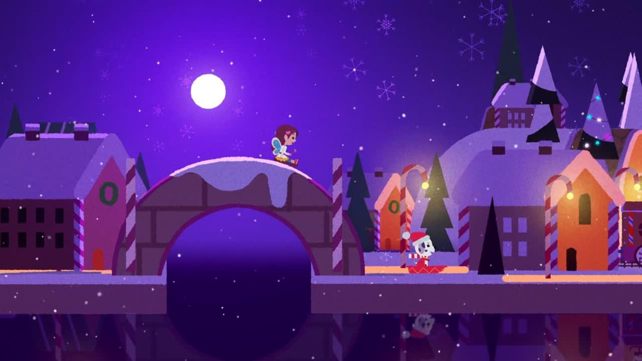 Jingle Bells Musical Sleigh Ride