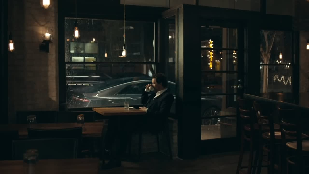 Matthew McConaughey –Diner