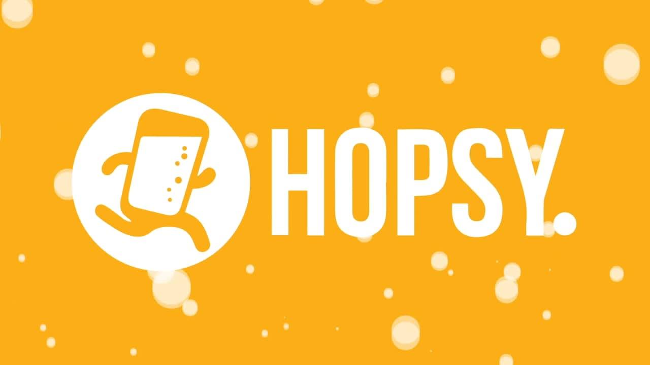 Hopsy Social Media Promo