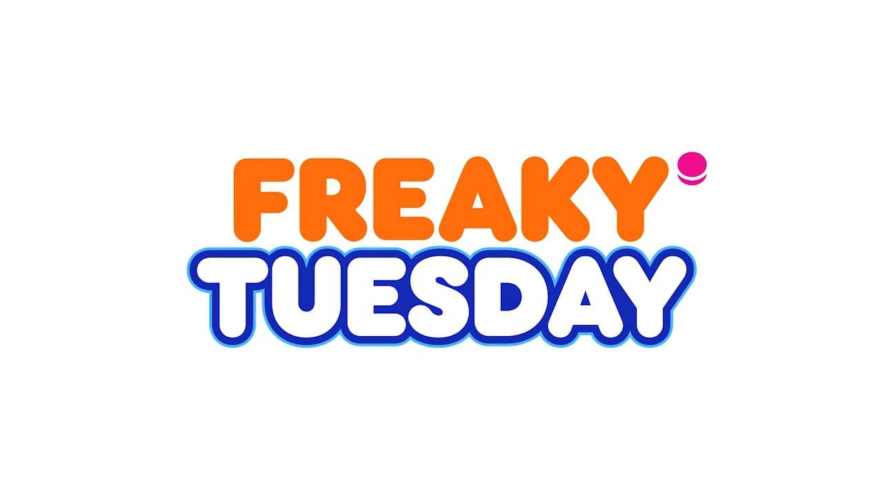 OREO x Dunkin Freaky Tuesday