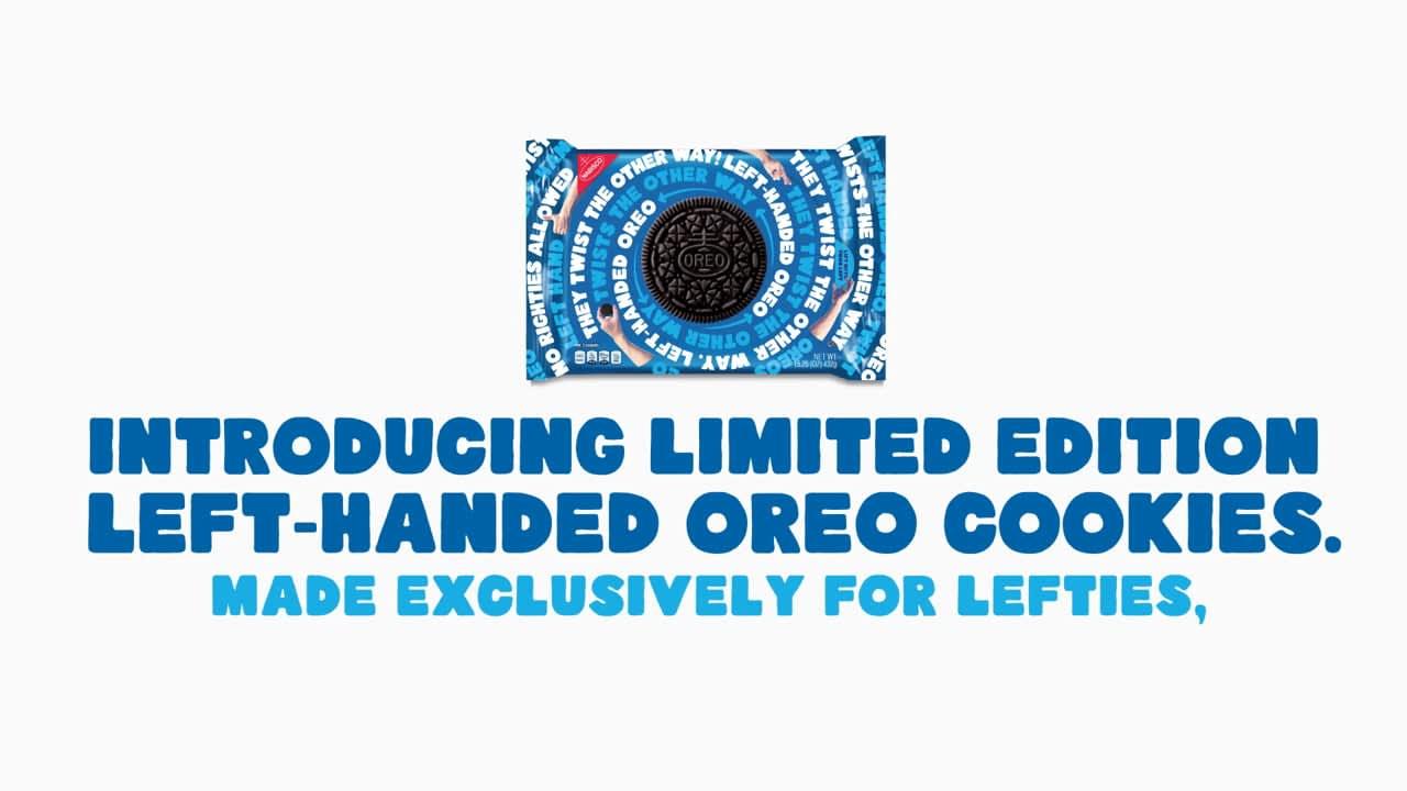 OREO – LeftHanders Package