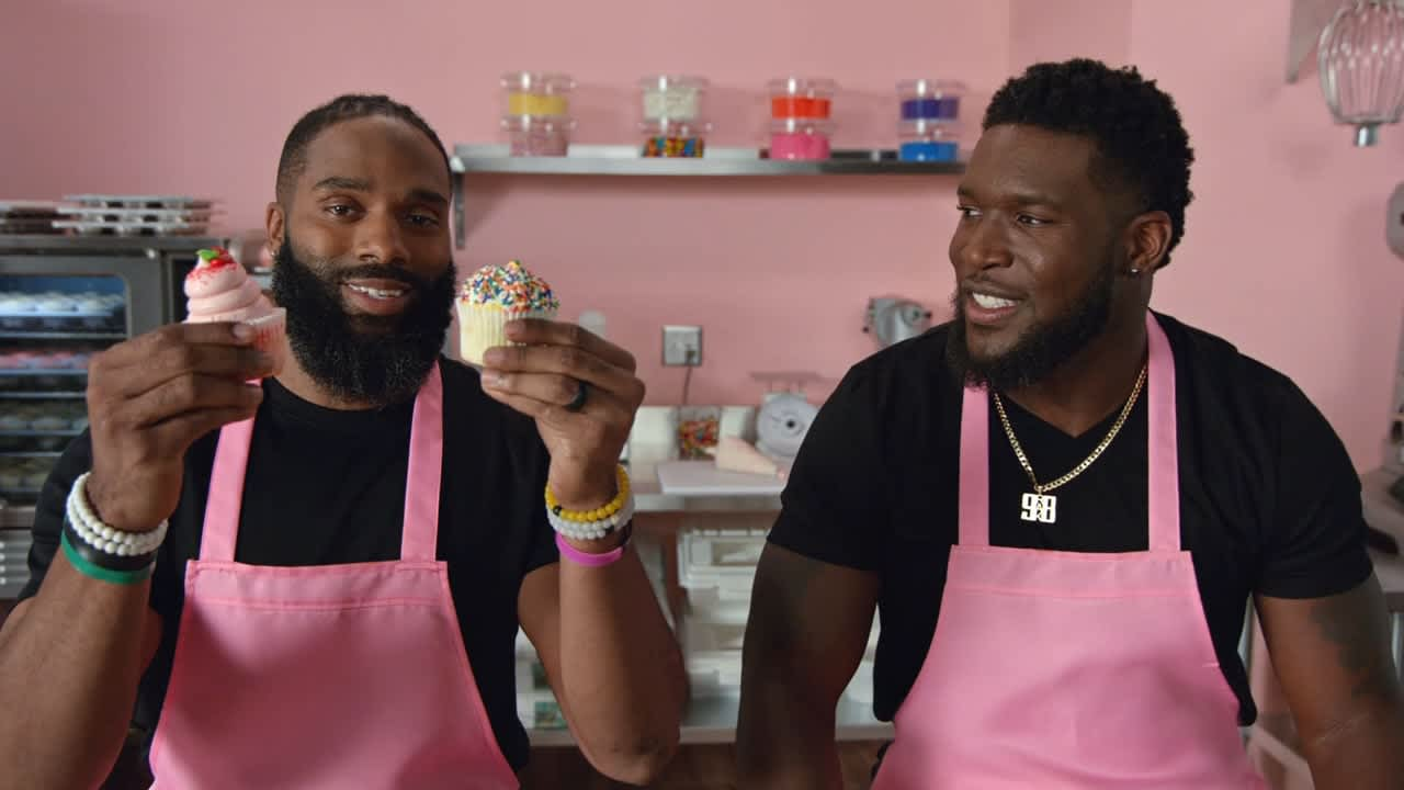 Cupcakes | Surface + NFL