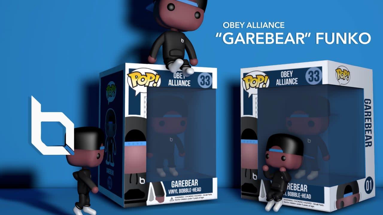 Obey Alliance | Funko Concept