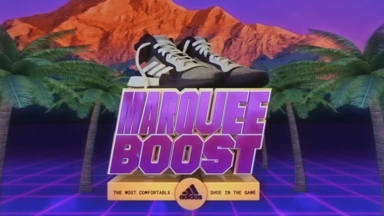 adidas Marquee Boost Launch