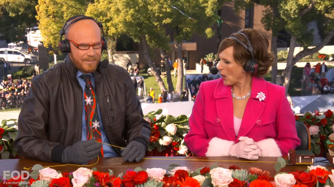 Wendy's – Rose Parade with Cord & Tish
