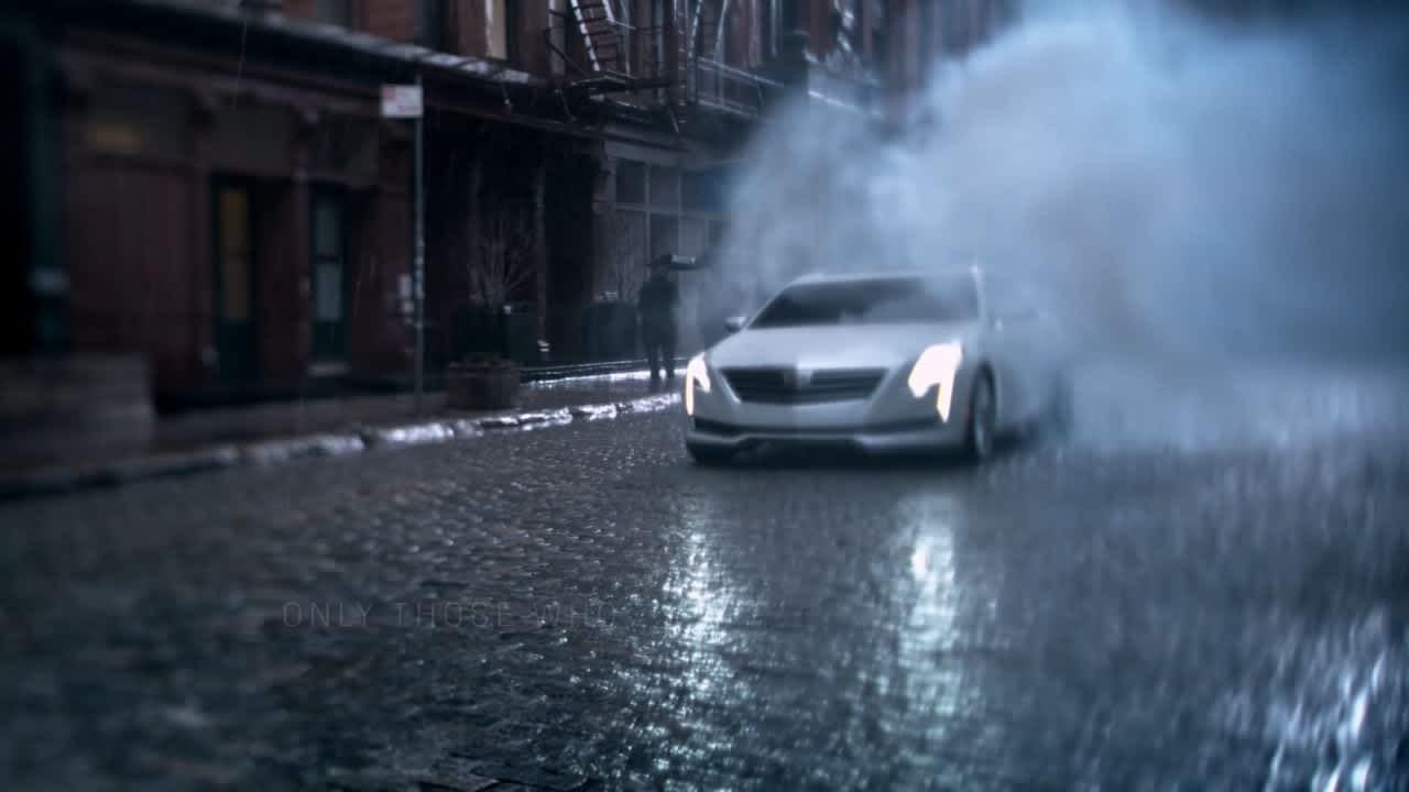 """Cadillac """"Dare Greatly"""" launch campaign"""