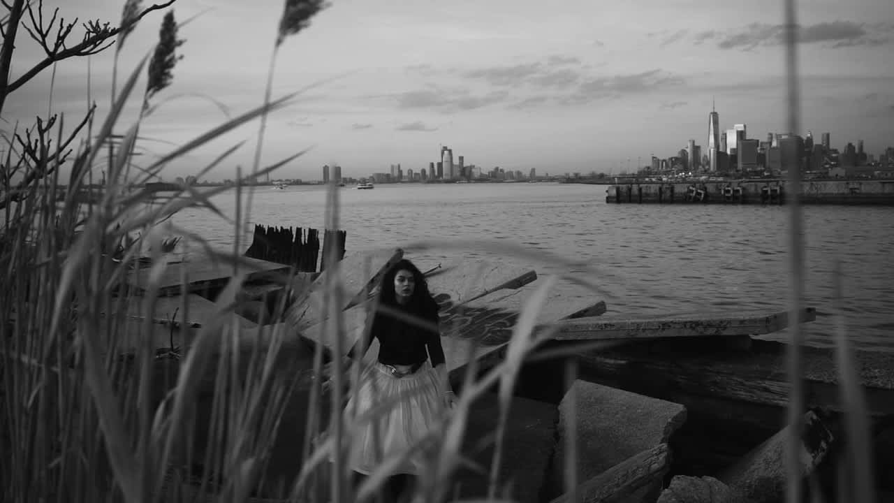 WHALER-Little Whale (Official Music Video) featuring Milan Xai. Video by Anja Matthes