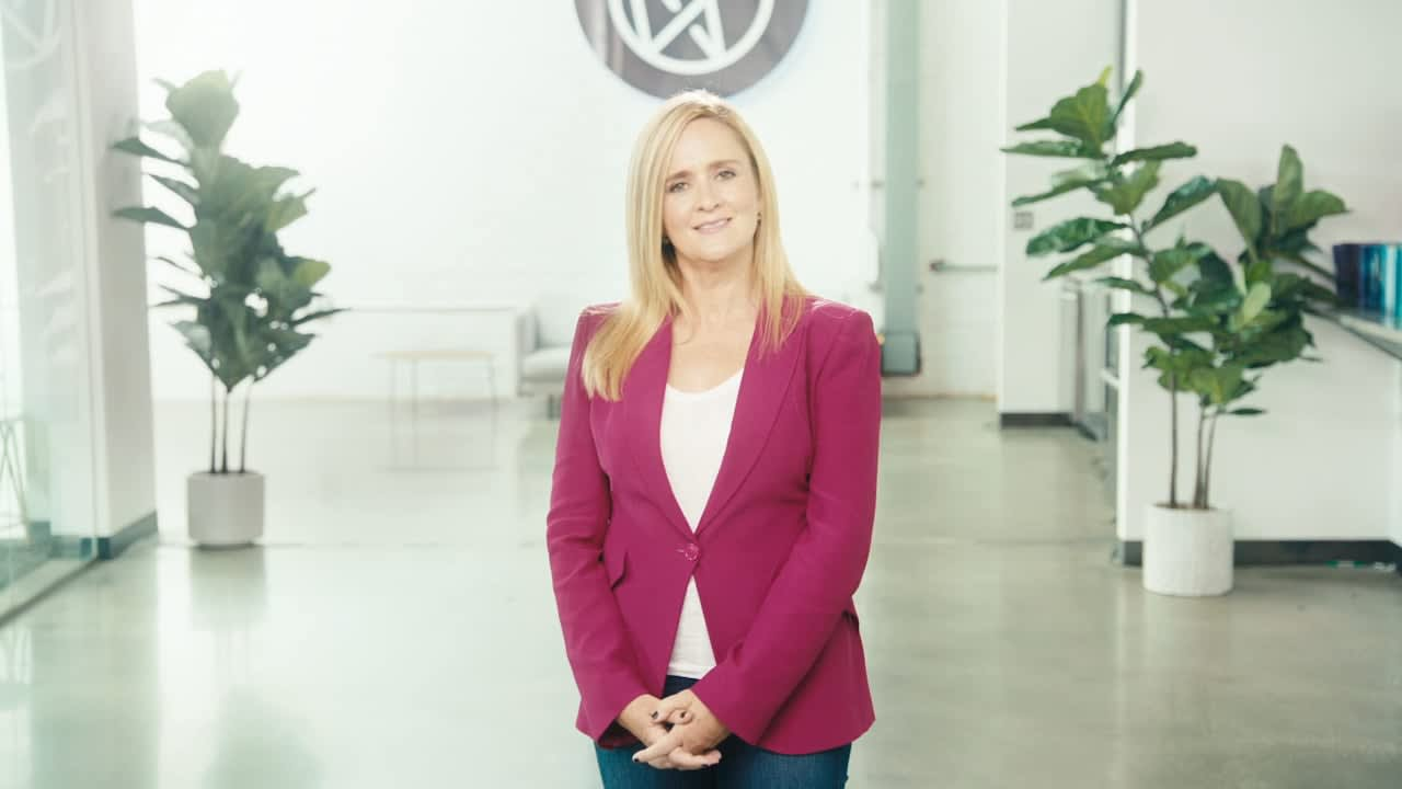 "Samantha Bee ""This Is Not An App (The App)"""