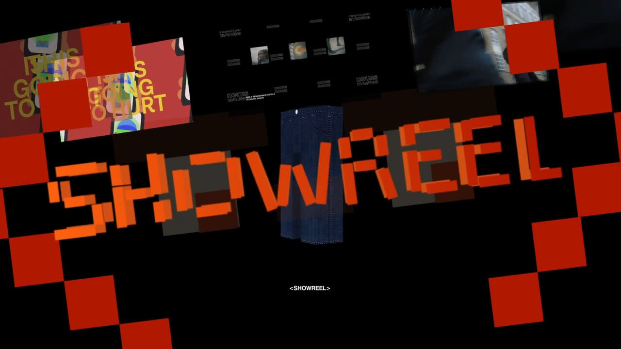 Showreel [2019]