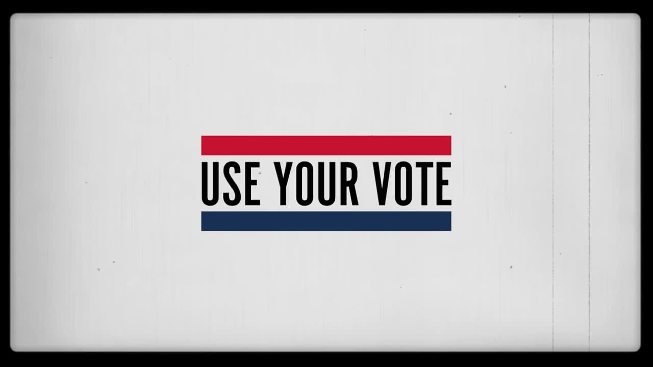 Levi's - Use Your Vote