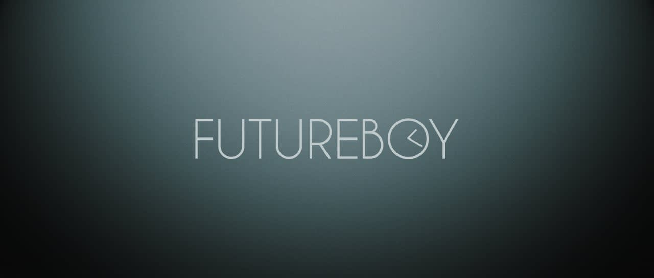 Futureboy - Short Film