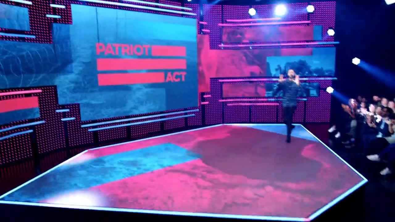 Netflix's Patriot Act with Hasan Minhaj