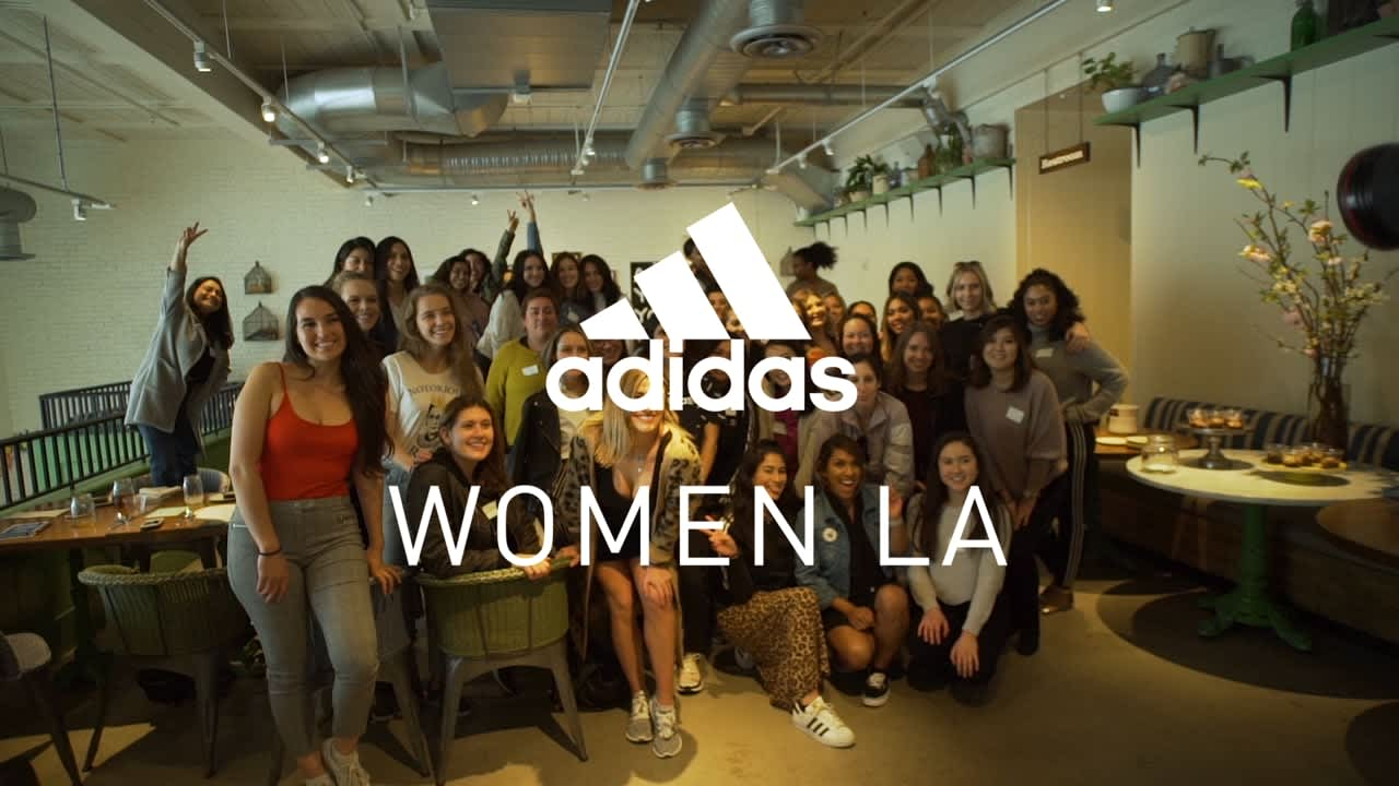 adidas Women LA Launch Week