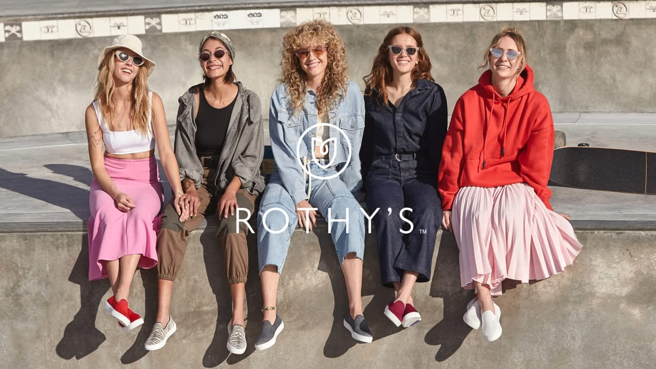 Rothy's Shoes x GRLSWIRL - Find Your Crew
