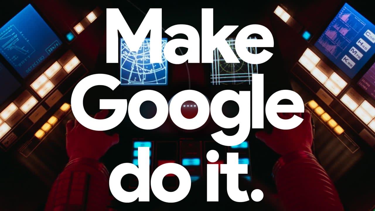 Google – Oscars TV
