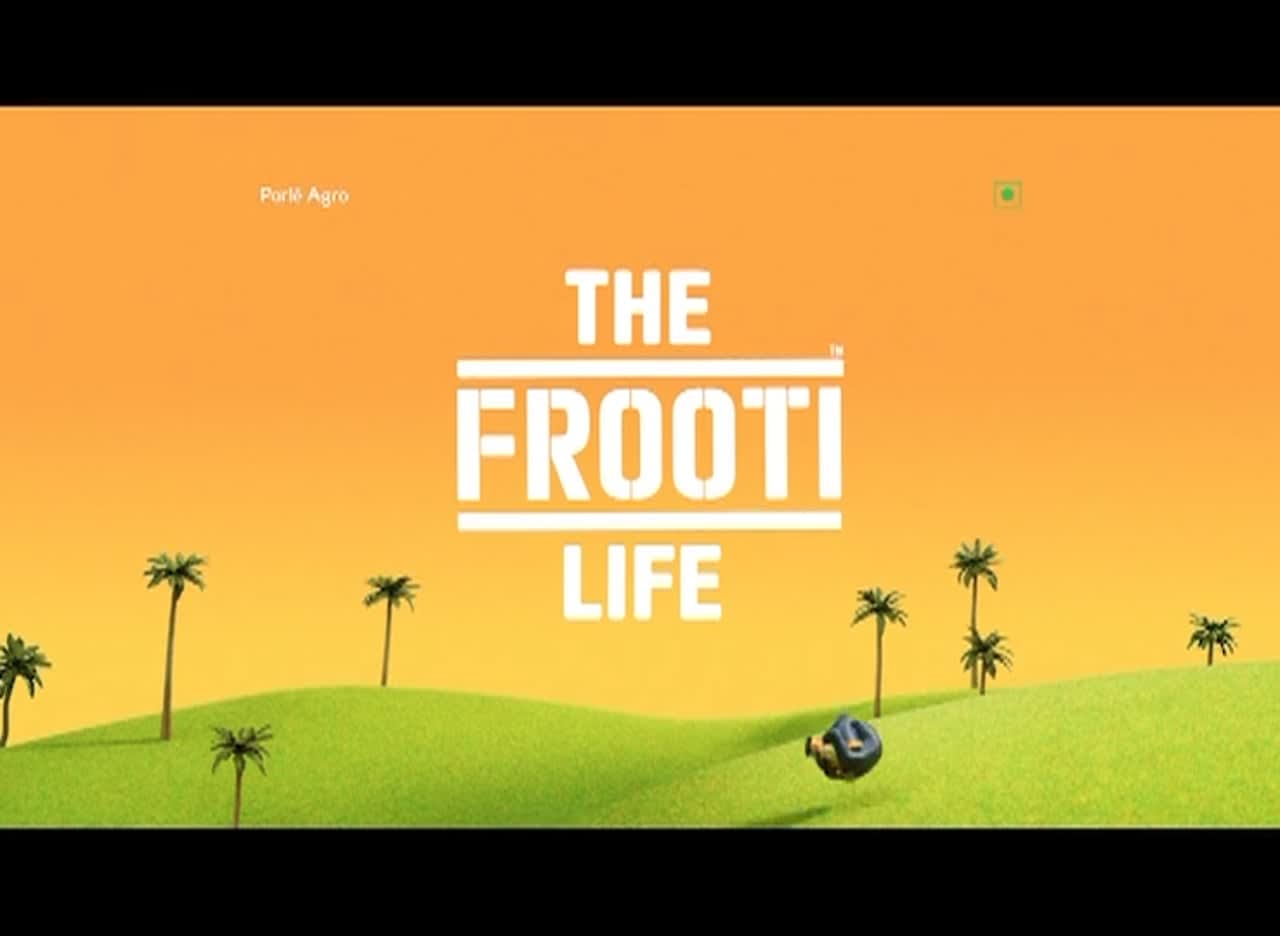 Frooti Love Story