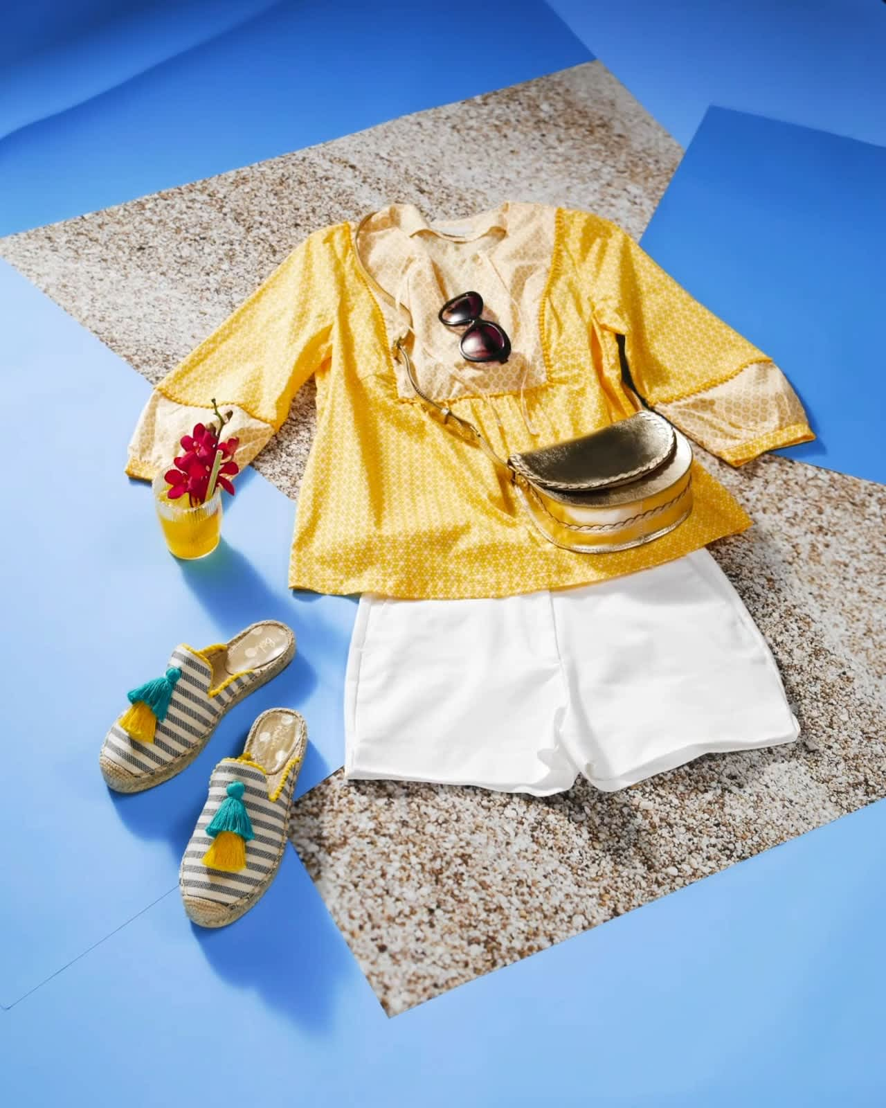 Instyle x Boden