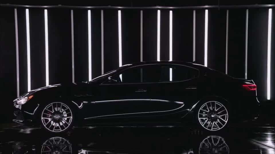 Maserati / Supermodel