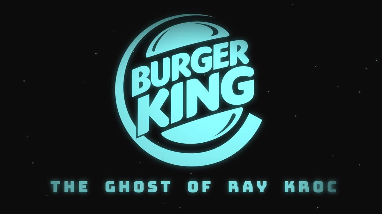 Ghost of Ray Kroc