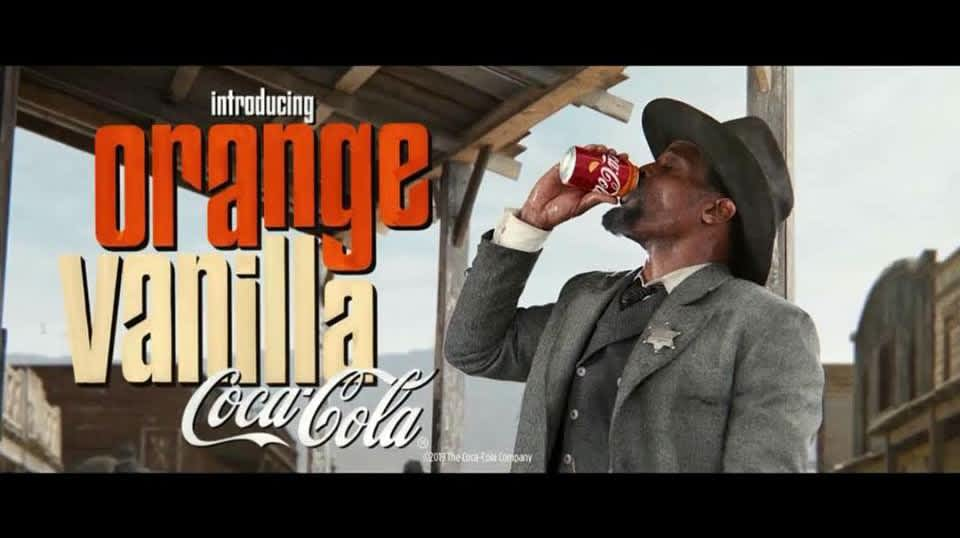 Orange Vanilla Coca-Cola TV Commercial, 'Feud'