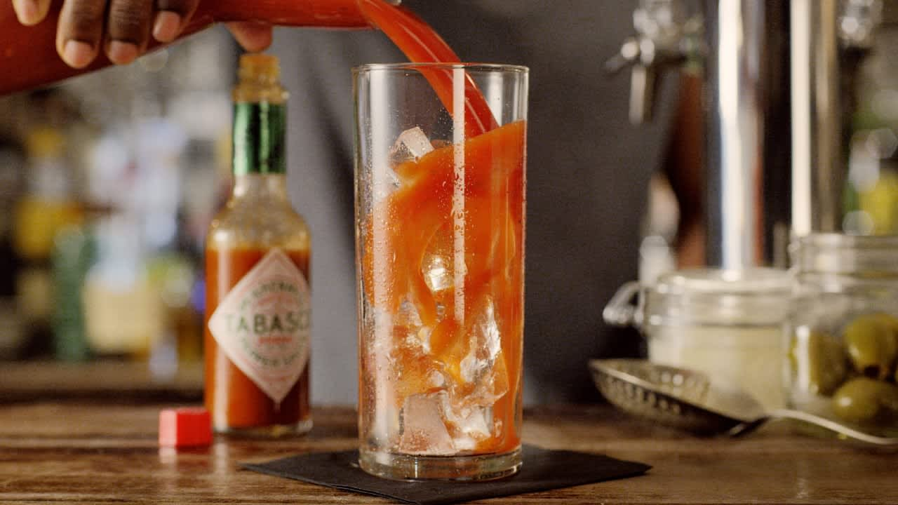 """Tabasco """"Flavor Your World"""" - Power of 3s"""