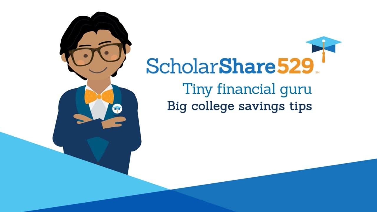Scholarshare Tips - Web Video