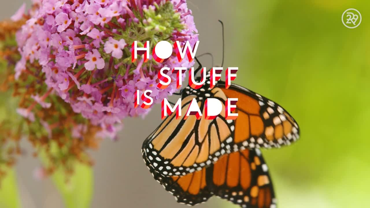 Refinery29 How Stuff Is Made