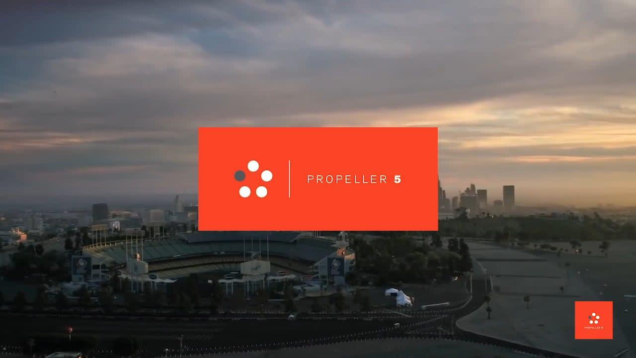 Propeller 5 – Agency Reel