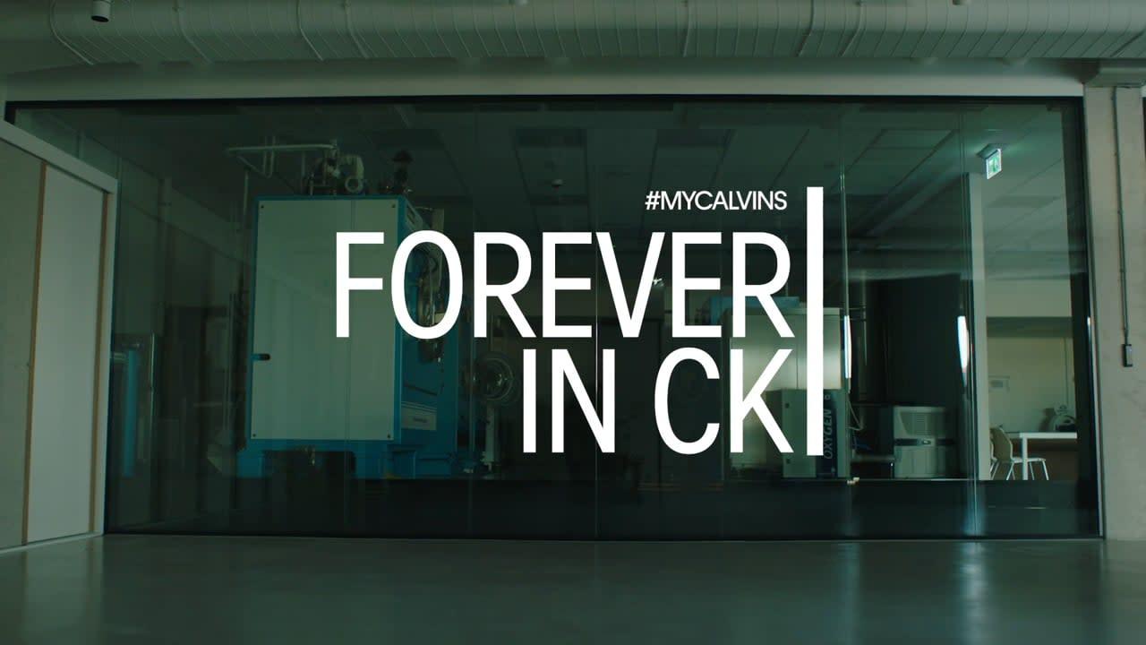 Calvin Klein: Archive Icons