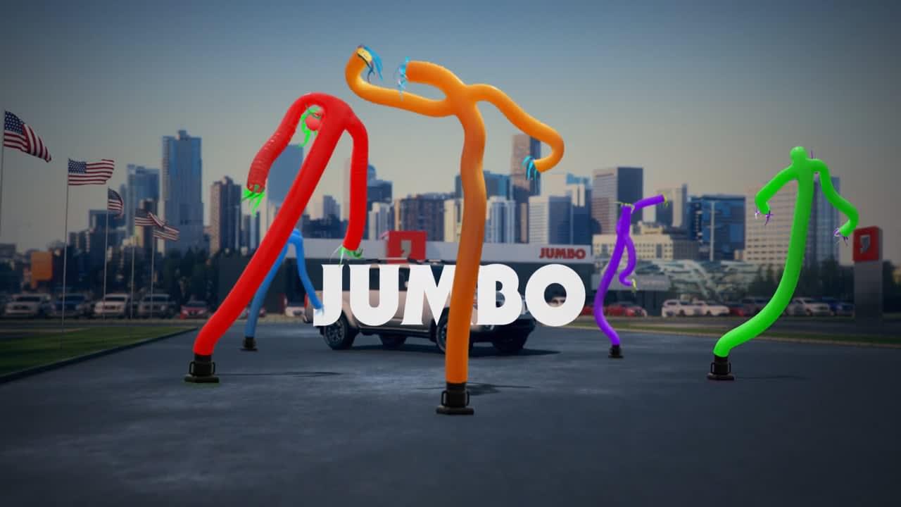 Jumbo Montage 2019