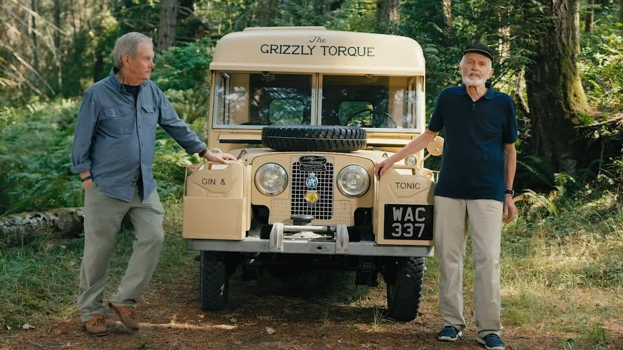 Land Rover - The Grizzly Torque