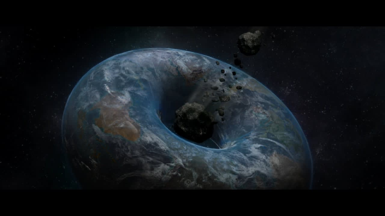 Krispy Kreme - Earth Doughnut Theory