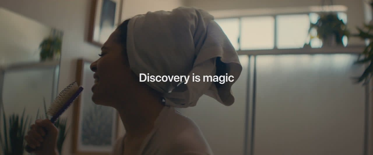 Apple Music | New Music Mix Commercial