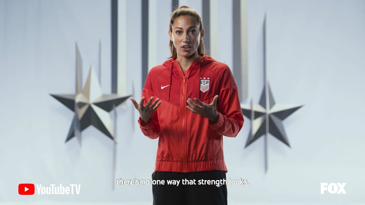 YouTube TV FIFA Women's World Cup - Strong