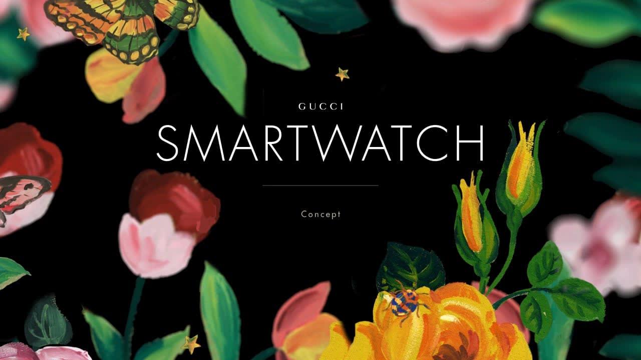 Gucci Smartwatch