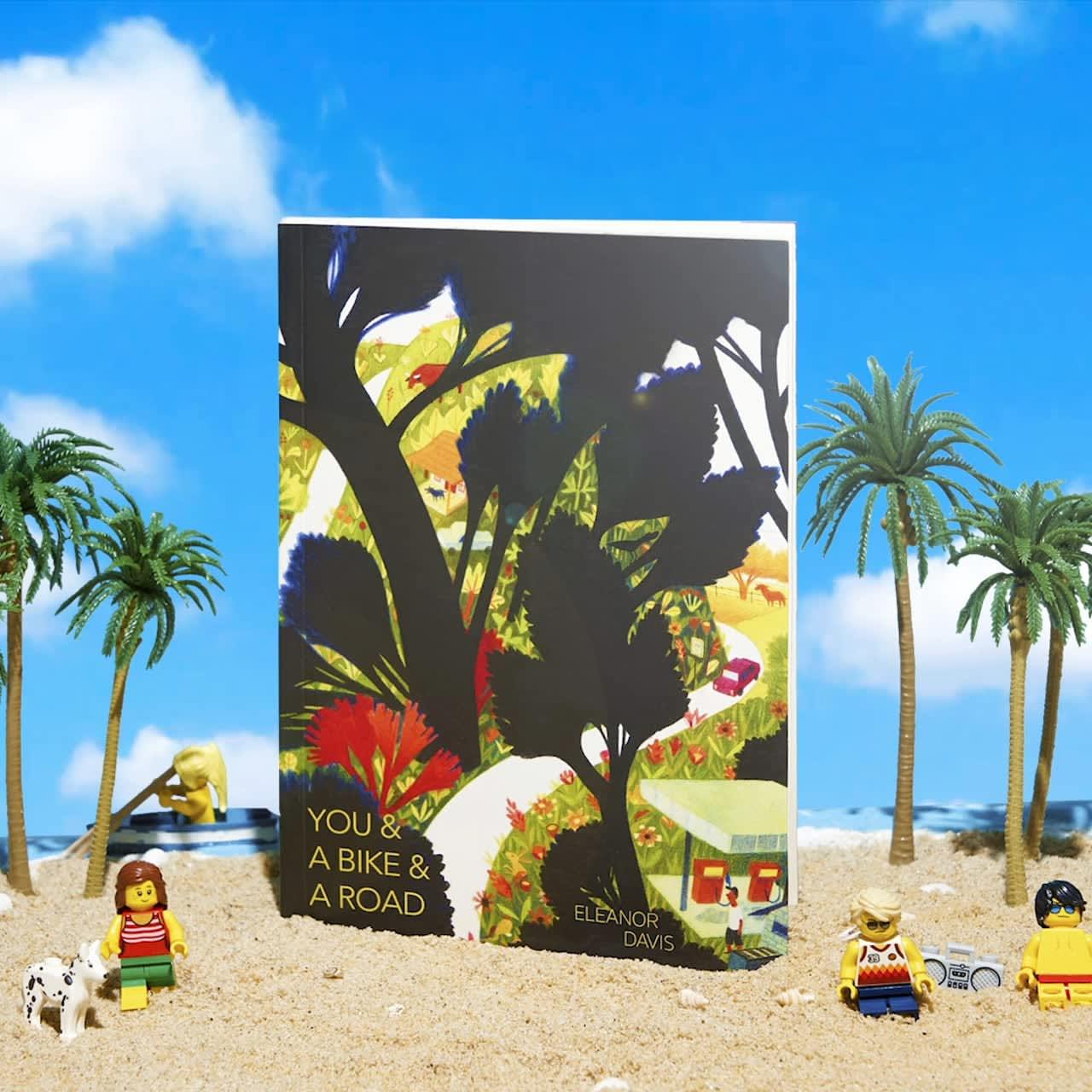 Summer Books Instagram Campaign