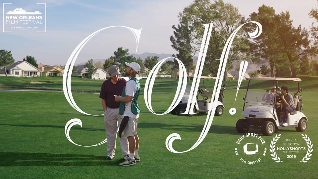 Golf! short film