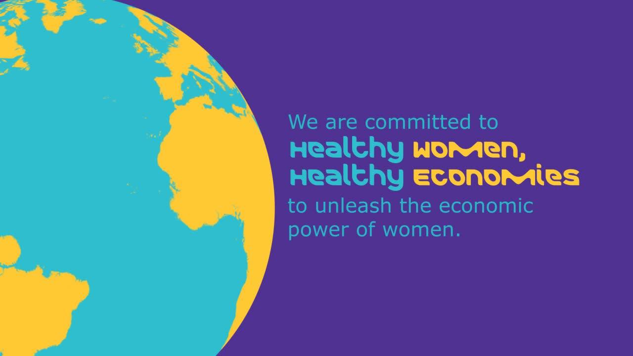 """Merck """"Healthy Women Healthy Economies"""""""